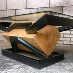 Woodworking Drawings - It takes an awesome mind to makes piece like this! Beautiful Woodworking Drawings - Get A Lifetime Of Project Ideas and Inspiration! Steel Furniture, Industrial Furniture, Diy Furniture, Furniture Design, Furniture Plans, System Furniture, Furniture Websites, Furniture Movers, Furniture Chairs