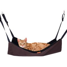 Cat Kitten Hanging Hammock Bed Pad Pet Cat Cage Comfort Adjustable for Small Pets * To view further, visit now : Cat scratcher