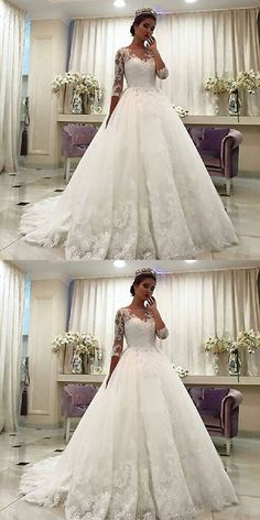 Wedding Dresses: New White/Ivory Lace Wedding Dress Bridal Gown Custom Size: 6 8 10 12 14 16 18 BUY IT NOW ONLY: $59.0