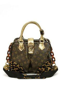 louis vuitton leopard handbag