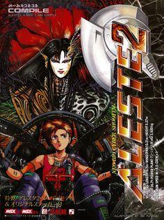 Aleste 2 (1989)