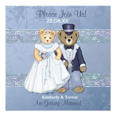 ShoppingBride and Groom Teddy Bear Wedding Invitationswe are given they also recommend where is the best to buy