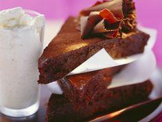 Schokoladenkuchen mit Granité ist ein Rezept mit frischen Zutaten aus der Kategorie Schokoladenkuchen. Probieren Sie dieses und weitere Rezepte von EAT SMARTER!