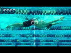 Tyler Clary | Butterfly Body Position - Swim Technique - YouTube