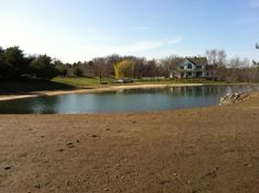 Professional pond development products and services for both private and commercial construction projects