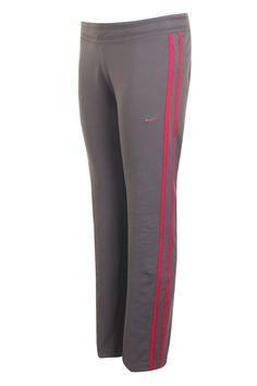 4eca6cff95a4b2 Nike Womens Grey Pink 450656 Track Pants
