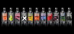 El rediseño de Absolut Vodka