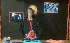 Jovem de Cuiabá faz festa de 18 anos temática do Naruto e viraliza na internet