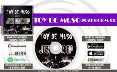 Toy De Muso : PURCHASE JOZI GQOM EP IN ANY DIGITAL MUSIC STORE Music Store, Release Date, Itunes, Dating, Toy, Change, Digital, Quotes