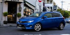 "Toyota Corolla ""halo"" hot-hatch being considered for production"