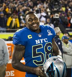 View the top photos of Panthers players in the Pro Bowl by team photographer Melissa Melvin-Rodriguez. Panther Nation, Carolina Panthers, Top Photo, Football, Tops, Photos, Instagram, Soccer, Futbol