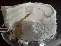 Bonnie Stern's coconut layer cake, inspired by a trip to Charleston. Best Cake Recipes, Cupcake Recipes, Raw Food Recipes, My Recipes, Cupcake Cakes, Cupcakes, Sweet Pie, Best Chef, Take The Cake
