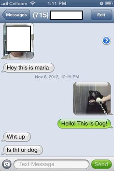 The 23 Best Ways To Handle A Text From The Wrong Number - BuzzFeed Mobile