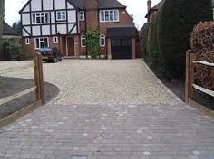 Image result for gravel driveway