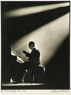 Full Details for Lot - Link Auction Galleries Duke Ellington, Auction, Gelatin, Detail, Concert, Gallery, Jazz, Photography, Fotografie