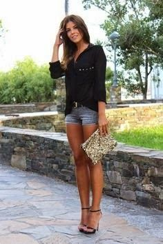 Style fashion clothing women outfit 2014