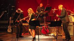 Susan Tedeschi and Derek Trucks at the BB King Tribute gig in LA