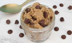 This Cookie Dough Recipe For One Person Is Easy Enough To Make Every Day