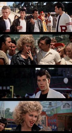 Grease- best movie in creation. I love this scene!!!! www.focalglasses.com Best Vision in The World!