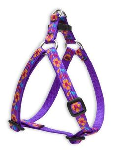 LupinePet Originals 12 Spring Fling 1218 Step In Harness for Small Dogs ** You can get additional details at the image link.(This is an Amazon affiliate link and I receive a commission for the sales)