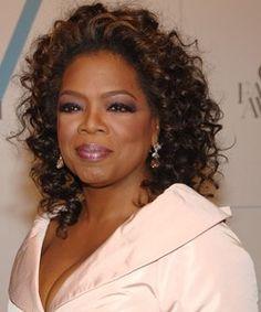 oprah hairstyles   Oprah's Best Hairstyles Ever