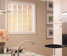 Resultado de imagen para pared de ladrillos de vidrio Windows, Corning Glass, Ramen, Window