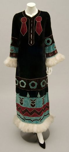 Dress Giorgio di Sant'Angelo, 1970 The Philadelphia Museum...