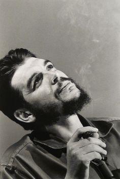 Elliott Erwitt  Che Guevara. Kuba, 1964