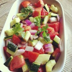 Great healthy Summer Food