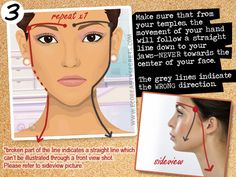 eye massage Face Mapping, Facial Exercises, Face Massage, Beauty Hacks, Beauty Tips, Beauty Box, Glowing Skin, Health And Beauty, Skin Care