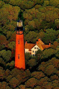 Currituck Lighthouse-Corolla, NC
