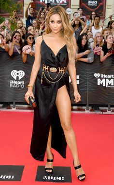 Shay Mitchell from iHeartRadio Much Music Video Awards 2016 Red Carpet Arrivals Slay Shay, slay!