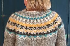Ravelry: ingrina's Afmaeli Icelandic Sweater