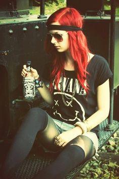 #rock #grunge