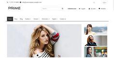 Women Fashion Theme for Odoo v8 Ecommerce