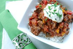 A spin on the traditional Hungarian goulash, using Ostrich Goulash Recipes, South African Recipes, Cooking Recipes, Healthy Recipes, Dinner Menu, Food For Thought, Healthy Eating, Healthy Life, Food Porn