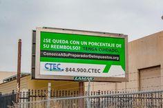 Los Angeles Billboards #conozcaasupreparadordeimpuestos