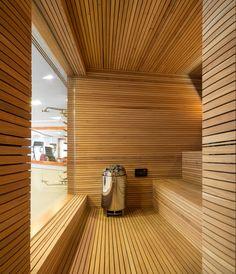 Casa P / Studio MK27 - Marcio Kogan + Lair Reis #sauna