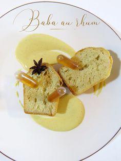 Savarin, Place Card Holders, Aloe Vera, Cake, Desserts, Design, Roasted Pineapple, Key Lime, Custard