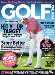 March 01, 2014 issue of Golf Monthly