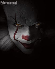 Bill Skarsgård (Hemlock Grove) is the new Pennywise, for the latest adaptation of Stephen King's It, which will be two films. Hemlock Grove, Es Stephen King, Stephen King Novels, Stephen Kings, Stephen King Clown, Clown Pennywise, Pennywise The Dancing Clown, Pennywise Tattoo, Le Clown