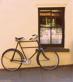 An Old Irish Bicycle