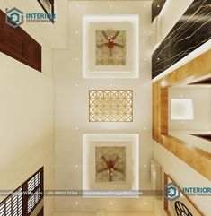 Interior Design Wala serves best online interior design services in India providing fresh and elegant designs by top designers at affordable cost. Wooden Ceiling Design, Drawing Room Ceiling Design, Simple False Ceiling Design, Gypsum Ceiling Design, Interior Ceiling Design, House Ceiling Design, Ceiling Design Living Room, Bedroom False Ceiling Design, Fall Celling Design