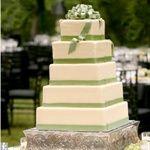 Real Weddings - green