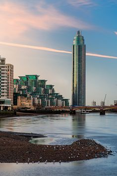 St George Wharf Tower, London, England