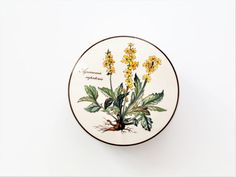 Villeroy& Boch Luxembourg Botanica Cellection by 100decors on Etsy