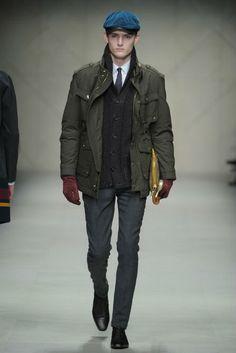 Burberry Prorsum Fall/Winter 2012 Menswear Collection