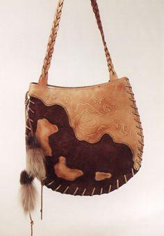 Leather Bag 08 on Behance