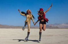 Lolita Abraham: Burning Man 2013
