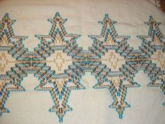 Swedish Weaving Patterns For Monks Cloth Wholesale - Yahoo Image Search Results Weaving Designs, Weaving Projects, Free Swedish Weaving Patterns, Embroidery Patterns, Hand Embroidery, Cloth Patterns, Huck Towels, Swedish Embroidery, Monks Cloth